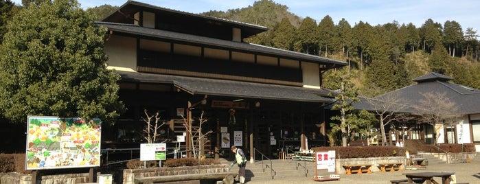 道の駅 平成 is one of Orte, die Shigeo gefallen.