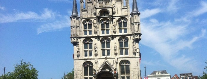 Stadhuis Gouda is one of Be happy in Holland.