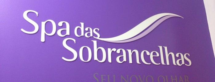 Spa das Sobrancelhas is one of Ro 님이 좋아한 장소.