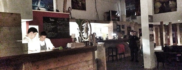 Number 90 Bar Restaurant is one of Hi, London!.