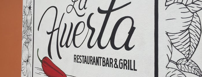 La Huerta Restaurant Bar & Grill is one of Mexico.