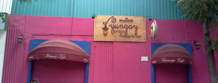 Restaurant Yungay Viejo is one of Por visitar.