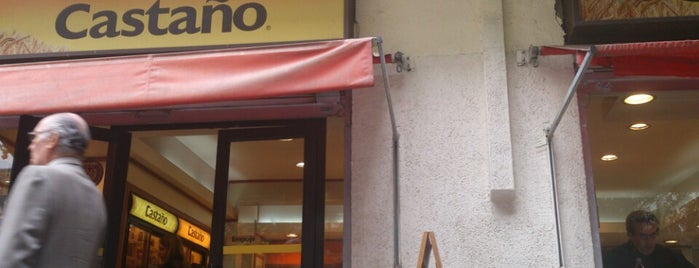 Castaño is one of Comercio.
