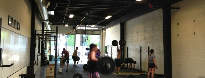 CrossFit Pearl District is one of Tour de WOD.