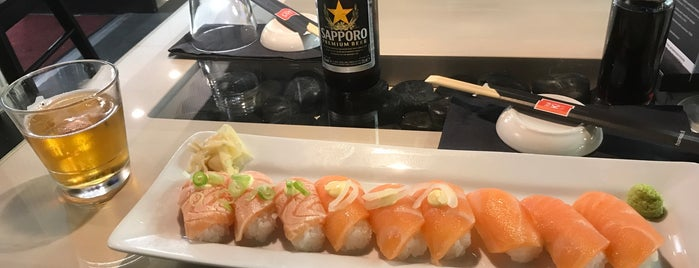 Hanko Sushi is one of สถานที่ที่ Katariina ถูกใจ.