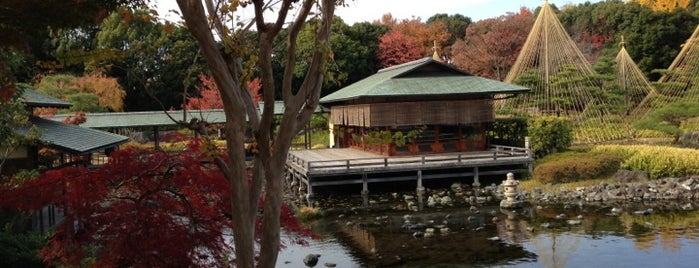 Shiratori Garden is one of Visit Nagoya.
