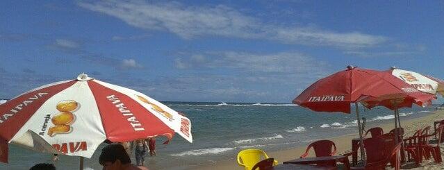 Praia Barra de São Miguel is one of Maria Bernadete'nin Beğendiği Mekanlar.
