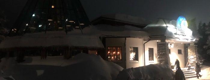 Aurora Sky Restaurant is one of Finland فنلندا.