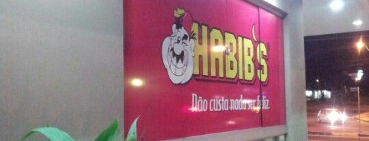 Habib's is one of Orte, die Ammy gefallen.