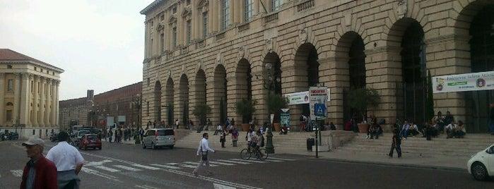 Palazzo della Gran Guardia is one of la verona che non dimenticherò.