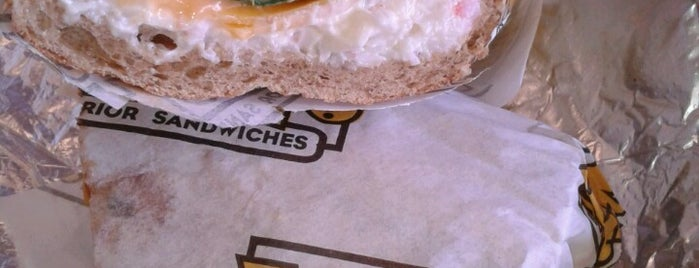 Which Wich? Superior Sandwiches is one of S'ın Kaydettiği Mekanlar.