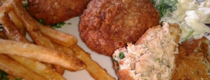 Doc's Seafood & Steaks is one of dining favs.