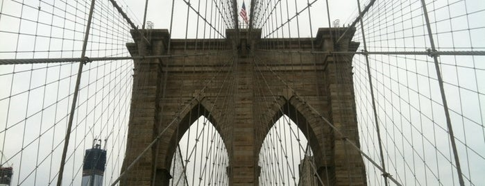 Pont de Brooklyn is one of Niu York.