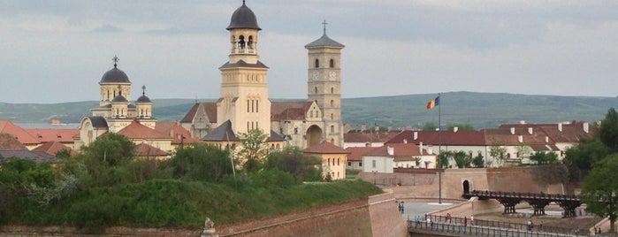 Alba Iulia is one of Romania 2014.