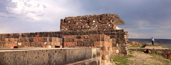 Erebuni Historical and Archaeological Museum-Reserve | Էրեբունի պատմահնագիտական արգելոց-թանգարան is one of Армения.