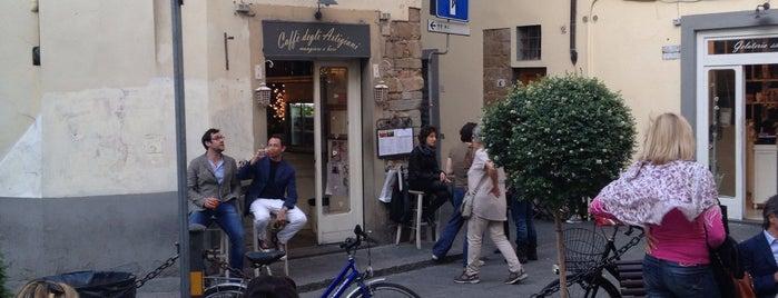Caffè degli Artigiani is one of Florence.