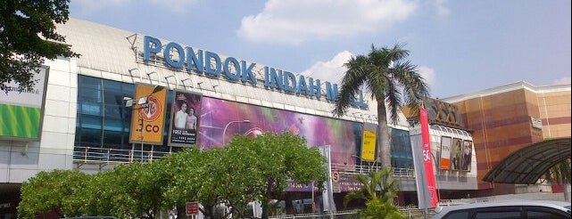 Pondok Indah Mall is one of try in Indonesia.