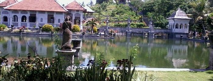 Taman Ujung is one of Bali.