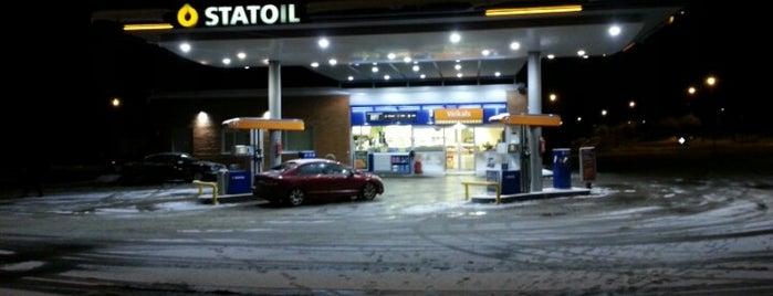 Statoil DUS   Madona is one of Benzintanki LV.