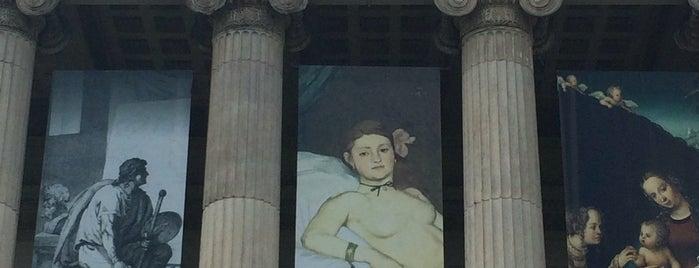 Musée national des beaux-arts A. S. Pouchkine is one of Lieux qui ont plu à Natasha.