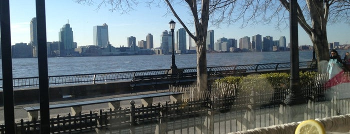 Merchants River House is one of So You're Trapped in Battery Park City.