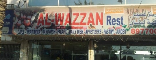 Al-Wazzan Restaurant is one of Adam's Liked Places.