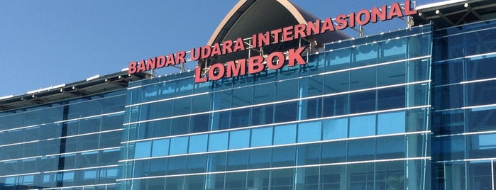 Lombok International Airport (LOP) is one of My Places :).