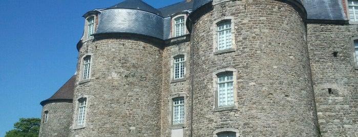 Château-Musée de Boulogne-sur-Mer is one of Tempat yang Disukai Carl.