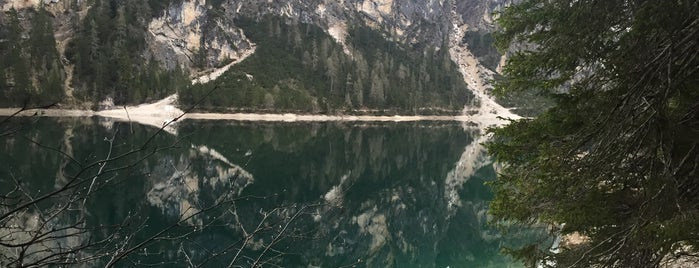 Hotel Pragser Wildsee is one of Marinaさんの保存済みスポット.