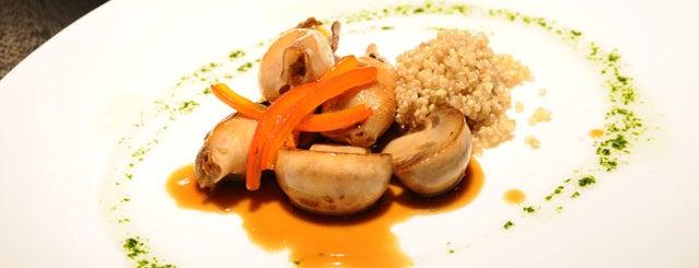 Casa Enna is one of Restaurantes en Fondo de Olla.