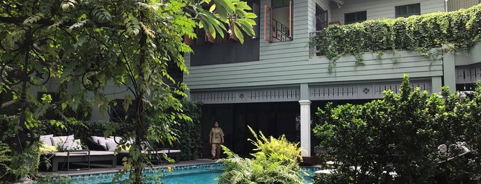 The Raweekanlaya Bangkok Wellness Cuisine Resort is one of Lieux qui ont plu à Frank.
