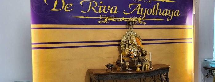 De Riva ayothaya is one of Julia'nın Beğendiği Mekanlar.