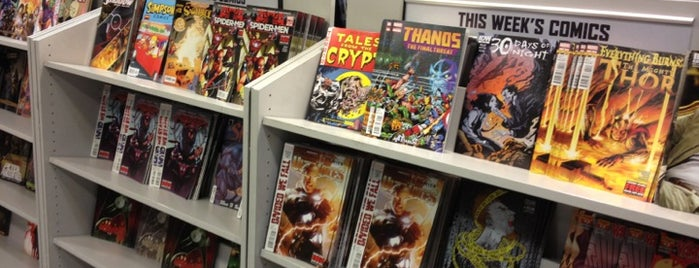 Forbidden Planet is one of LON 2014.