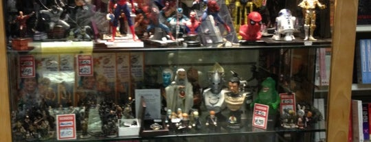 The Cinema Store is one of Niche / Geek.