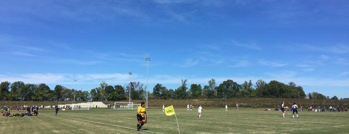FASA Soccer Fields is one of Beth 님이 좋아한 장소.