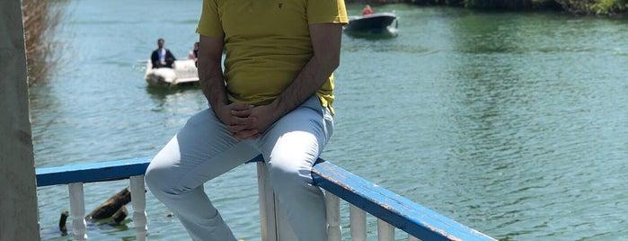 Ağva Temmuz Otel is one of Lugares favoritos de Evren.