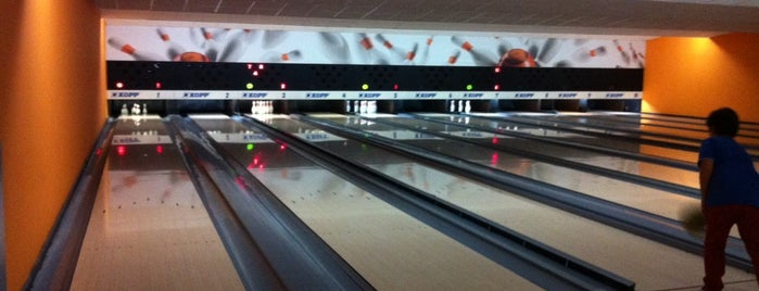 Bowling is one of Lx museus e jardins gratis.