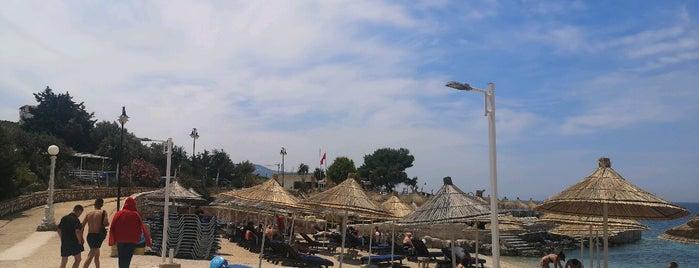 Ksamil Caravan Camping is one of Oyropa.