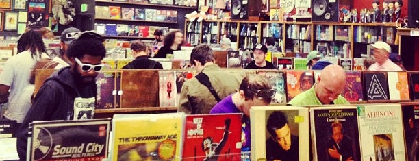 Twist & Shout Records is one of Locais curtidos por Heather.