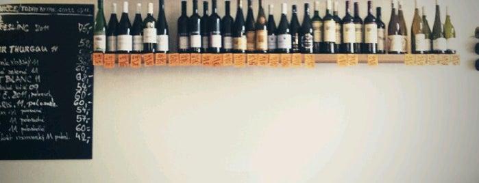 Vinograf is one of Kam na víno v Praze.