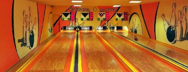 bowling Moskva is one of Viktorさんのお気に入りスポット.
