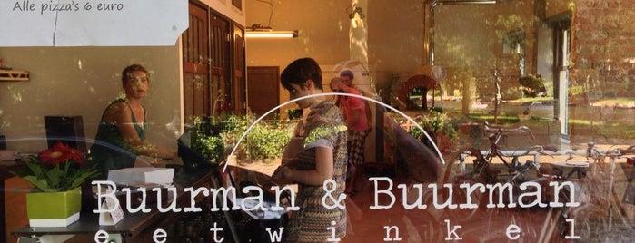 Eetwinkel Buurman & Buurman is one of Amsterdam.