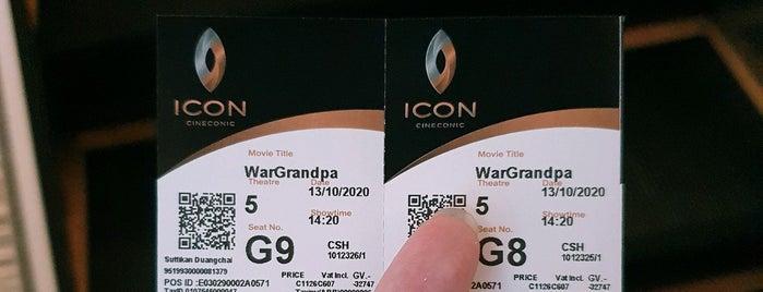 ICON CINECONIC is one of Posti che sono piaciuti a Vee.