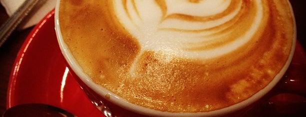 Espresso Alchemy is one of Eats: Hong Kong (香港美食).