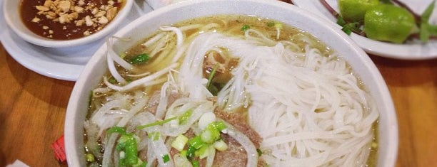 Pho Far East is one of Raleigh Favorites.