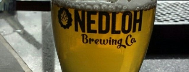 Nedloh Brewery is one of Rochester Craft Beverage Trail Passport.
