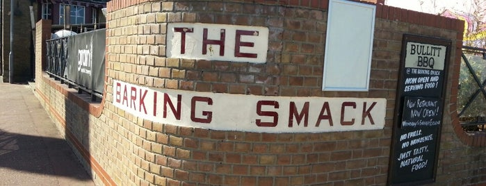 The Barking Smack is one of Great Yarmouth.