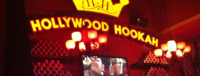 Hollywood Hookah Lounge is one of Los Angeles.