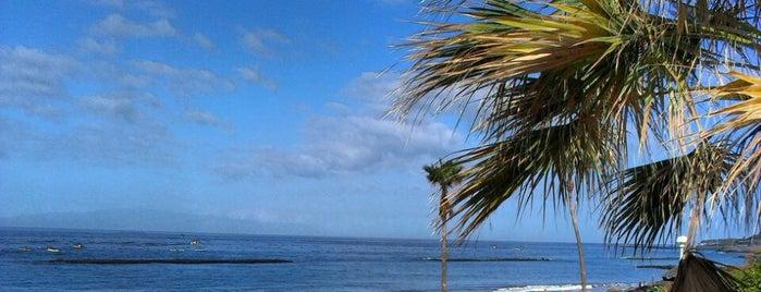 Playa de Fañabe is one of Islas Canarias: Tenerife.