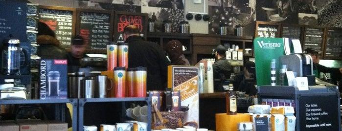 Starbucks is one of New York IV.